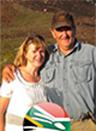 Stan & Sue le Brun